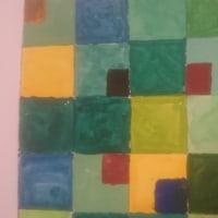 美術の課題