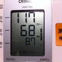 活性水と血圧の関係