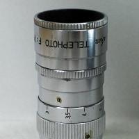 全身シルバーのペンシルレンズ ~Sun Telephoto 1.5inch F1.9