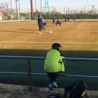 2017.1.22 なでしこジャパン練習見学