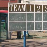 ミニ甲子園A第1回戦