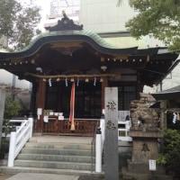 鵲森之宮神社(聖徳太子!)と 中之島通