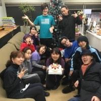 Happy Birthday シュー・マエダ!!