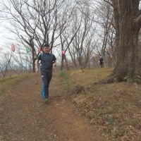 3月月例会(弘法山公園・吾妻山コース)