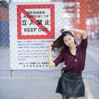 渡邉聡子さんを撮影させていただきました。