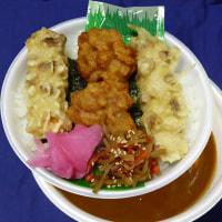 町田弁当宅配オーケーのあらかるとおすすめはB級丼です