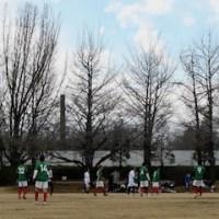 AXIS vs KUME(昭和記念公園)