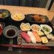 手水 お寿司ランチ