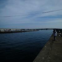 3年ぶりに北見サロマ湖の栄浦漁港