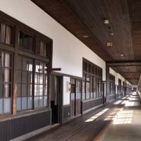 西予、卯之町はちょっとした観光地でした!