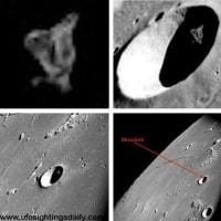 月は宇宙船の基地。火星と土星には進化したテクノロジーがあり、それらは地底に 隠されている