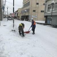 除雪の仕事 1