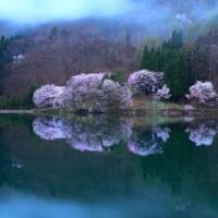 中綱湖を訪ねて