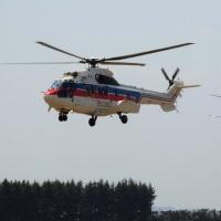 国土交通省などの訓練展示飛行