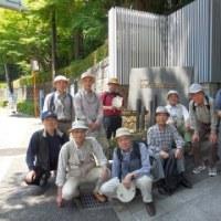 5月20日(土) ハイキング 落合文士村からおとめ山公園