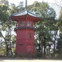 3月10日(金) 水彩画サークルが哲学堂公園で写生会