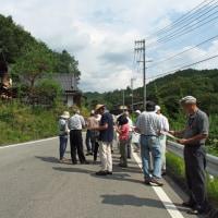 リニア長野県内視察