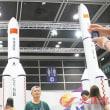 中國正研發可重複使用火箭 (圖)
