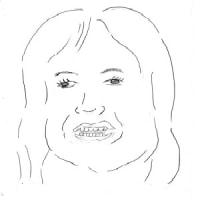 10月28日のチョコット似顔絵