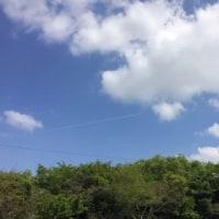 飛行機雲・ひこうき雲