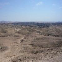 「東南アフリカ」編 ナミビア共和国 ナミブ砂漠17 ムーン・ランドスケープ
