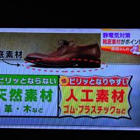 2/25 森田さんの 静電気が通りやすいのは
