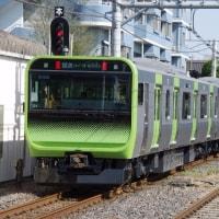 EF64-1031号機+E235系04編成配給@鴻巣駅