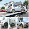 BMW風な代車稼働中の軽自動車のタイヤ交換を実施!