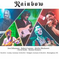 Ritchie Blackmore's Rainbow@Bietigheim-Bissingen 2016