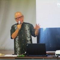 沢村さんの沖縄通信・・・亀島靖氏が講演、沖縄ジョン万次郎会講演会