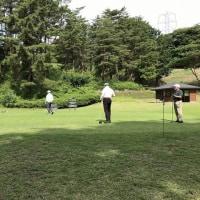 高校の建築仲間とのゴルフコンペ