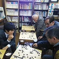 とんぼ指導碁会 3月・4月編