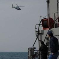 中国ヘリコプターによる護衛艦「いそゆき」への近接飛行