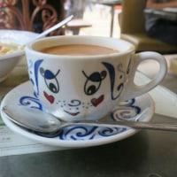 翠華餐廳の朝食~ボリュームたっぷりAセット