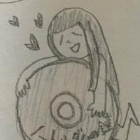 鐘の円盤。