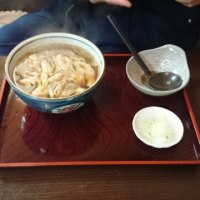 蕎麦屋ランチ(・ω・)ノビシッ