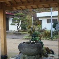 福島県二本松市、百目木長泉寺の「幽霊とお化け」です??