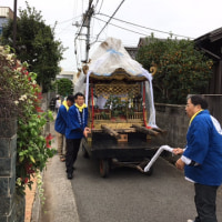 大麻比古神社・秋祭り