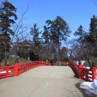 弘前公園内と周辺を散策