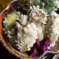 牡蠣と冬野菜