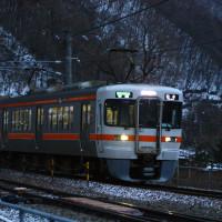 3月8日 中央本線の普電たち