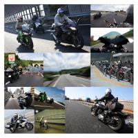高速道路をサーキット代わりにしてるバイク。(番外編vol.1119)