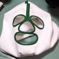 デストロイヤーが一番丈夫なマスクかもネー!(^_-)-☆