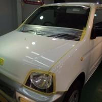 ホンダ・Z 経年車リフレッシュプラン 「お車のガラスコーティング カービューティープロ 札幌ドーム前」