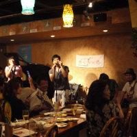 2回目RYOEI&キクチタケシライブ終了