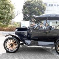 クラシックカー・スポーツカーin科学館