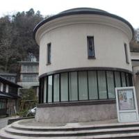 竹久夢二ゆかりの湯湧温泉(写真)