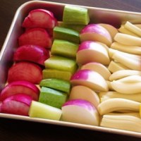 和食・冬野菜のピクルス