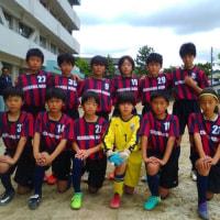 6年生 U12リーグ前期結果