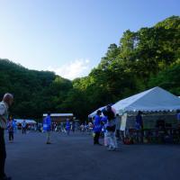 富士山ツーリング・Wステーキ & 身延町一色ホタルまつり